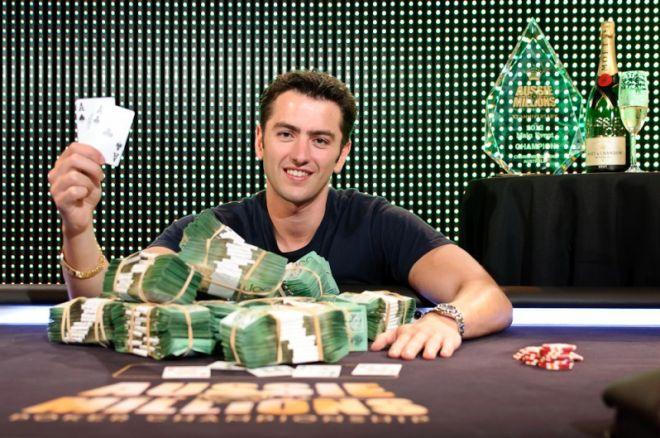 Lokale Oliver Speidel vinder Aussie Millions Main Event! 0001
