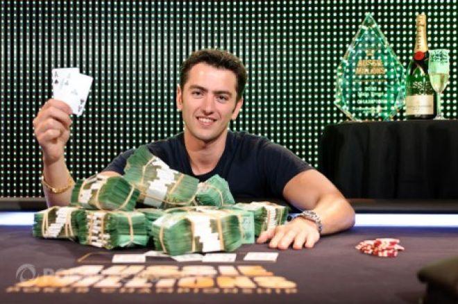 2012 오시 밀리언 메인 이벤트 우승은 Oliver Speidel, 하지만 주인공은... 0001
