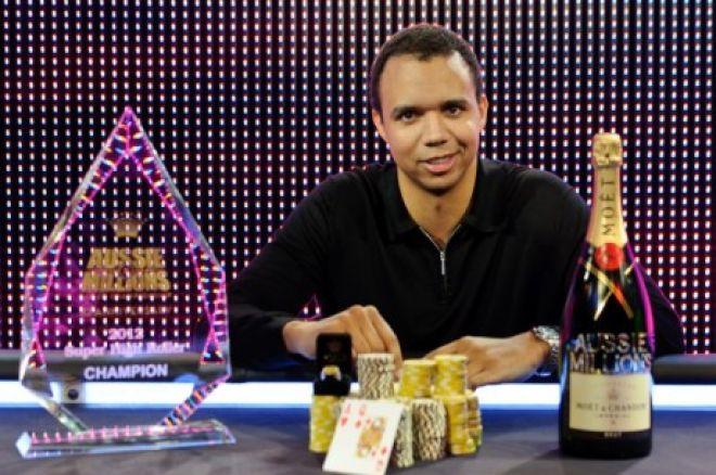 Fils Aivijs vinnē $250,000 turnīru 0001