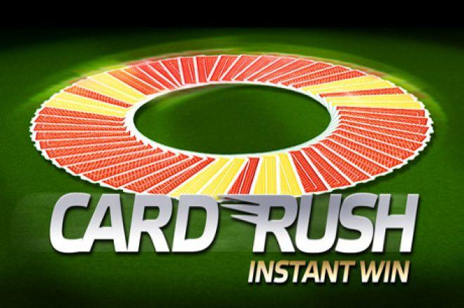 Promoción Card Rush