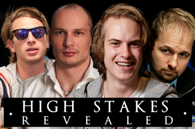 High Stakes Revealed: Isildur1 levert winst weer in, Negreanu gehacked
