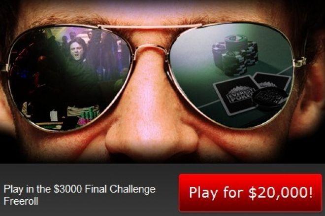 $20,000 Dual Poker състезание за кеш играчите в Everest Poker... 0001