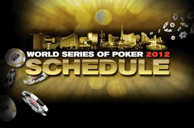Minden, amit eddig tudunk a következő World Series of Pokerről 0001