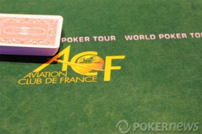 Acf poker paris