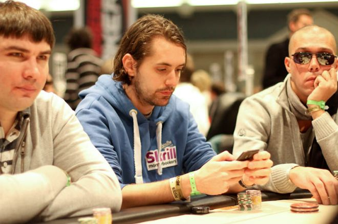 PokerStars.fr EPT Deauville: Twee Vlamingen en vier Nederlanders door naar dag 3