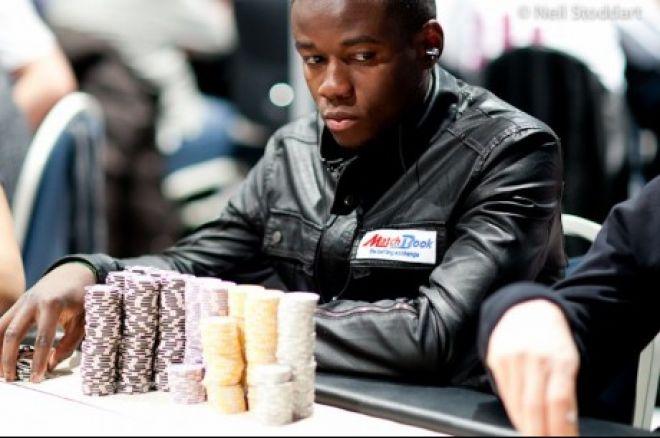 Огляд PokerStars.fr EPT Довіль Day 2: Мартінс Аденайя - поточний чіплідер турніру 0001