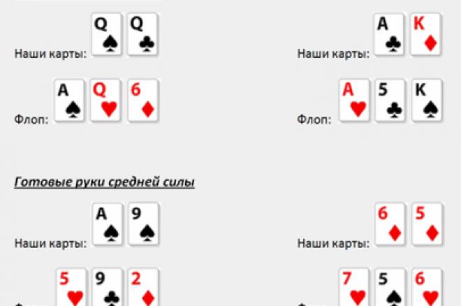 Разбор игры на флопе (Часть 1) 0001