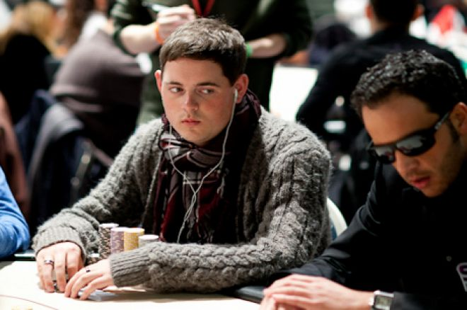 Toby Lewis: Can he become the first-ever double EPT Champion?