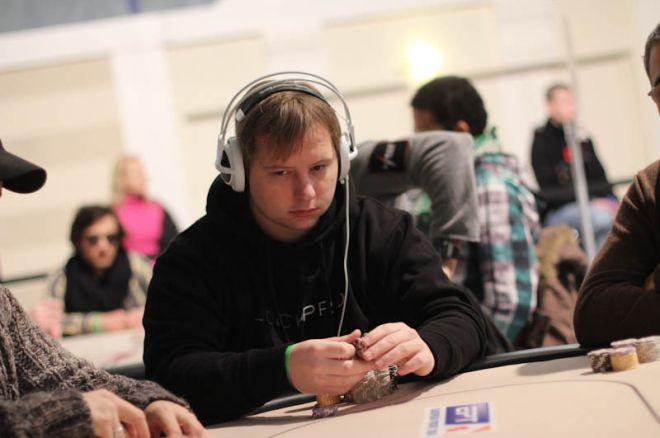 PokerStars.fr EPT Deauville: Kevin Vandersmissen door naar dag vijf