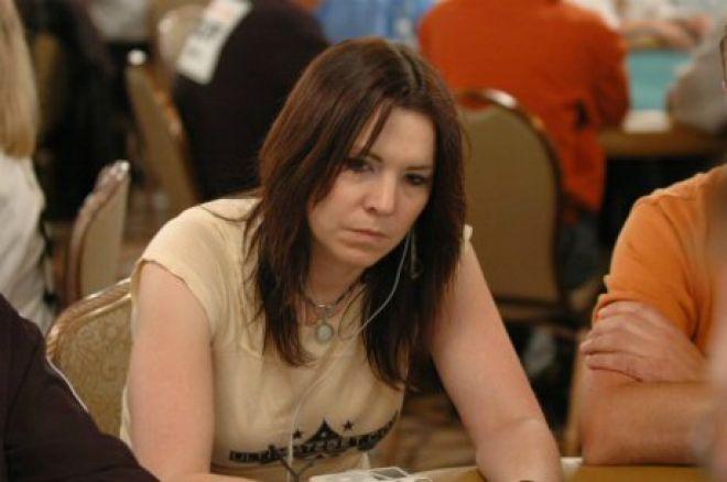 Annie Duke participa en la acción solidaria