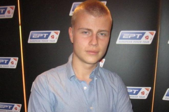 Jens Kyllönen, líder de ganancias de la última semana