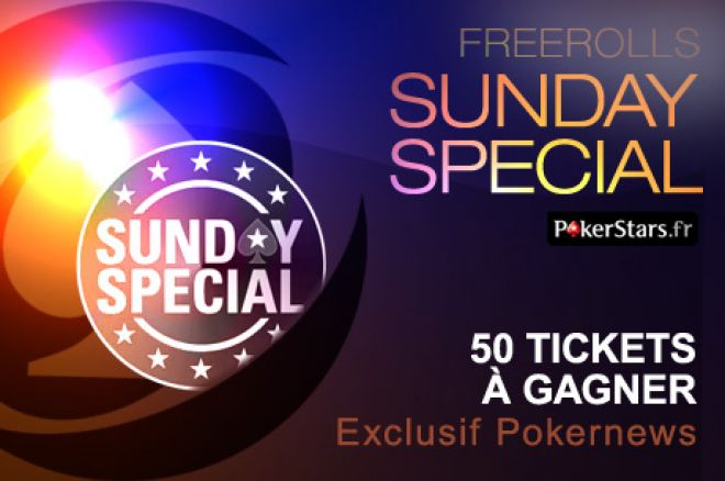 pokerstars tickets