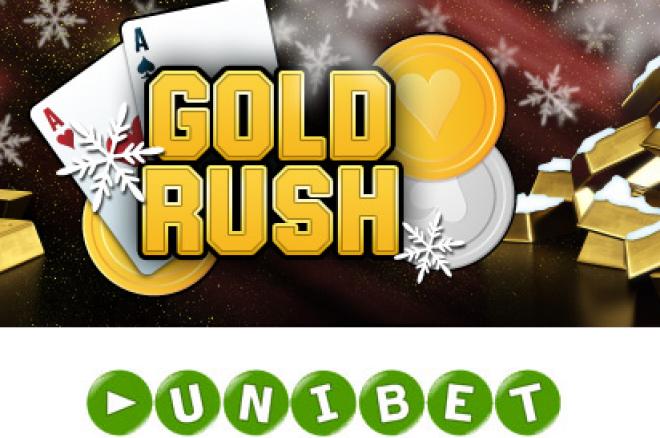 Gold Rush на Unibet повертається в лютому 0001