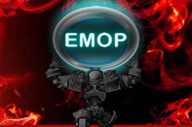 Osvoji EMOP Lisabon Paket u VC Iron Man Freerollu 0001
