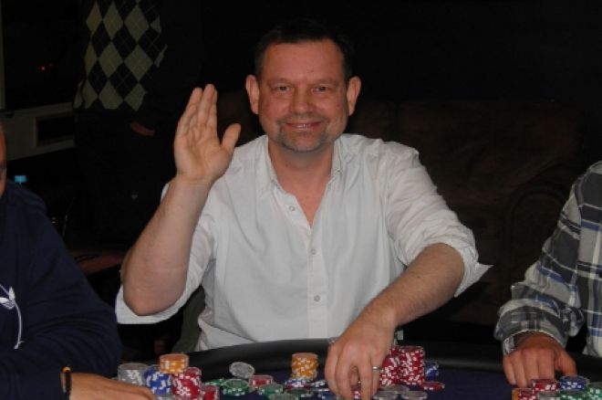 Richard Swatton (Photo: Fox Poker Club)