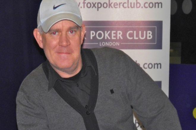 Les Kerrigan (Photo: Fox Poker Club)