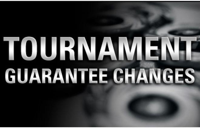 PokerStars наградни фондове