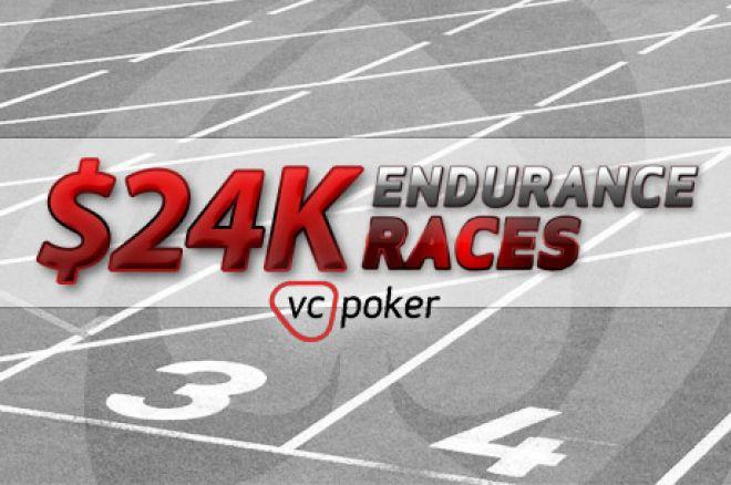 Виграй свою частину призового фонду в € 8,000 Endurance Challenge на Victor Chandler Poker 0001
