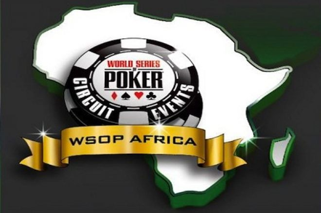 Johannesburg poker