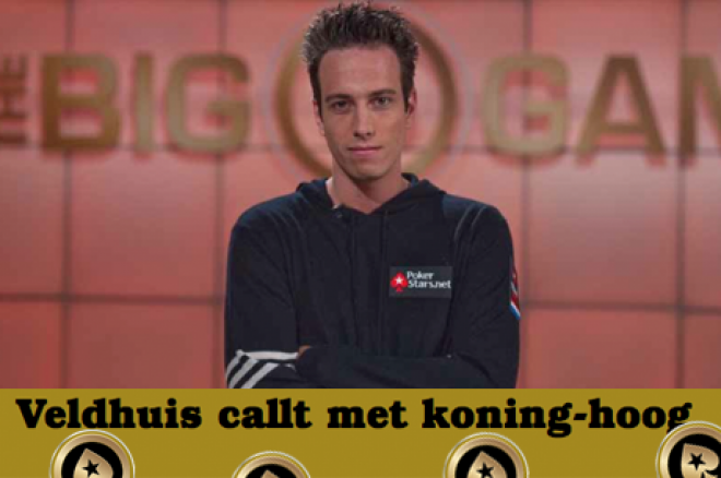 Het beste van PokerNews Magazine: Veldhuis callt met koning-hoog