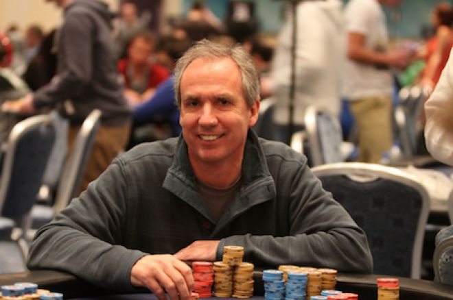 Alan Gilmore (Photo: Mickey May / PokerStars)