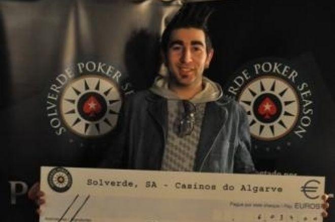 PokerStars Solverde Poker Season Vilamoura - Diogo Gutierrez é o vencedor (6.034€) 0001