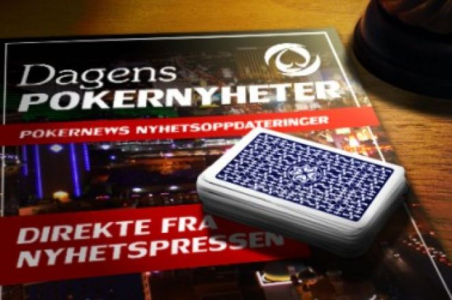 PokerNyheter 20. februar: Norsk Pokergalla, over $3 000 til Thor Hansen fondet og mer! 0001