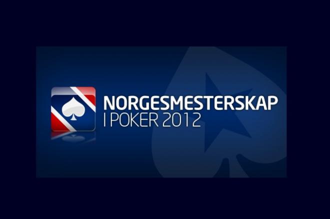 Kvalifisering til Norgesmesterskapet hos PokerStars 0001