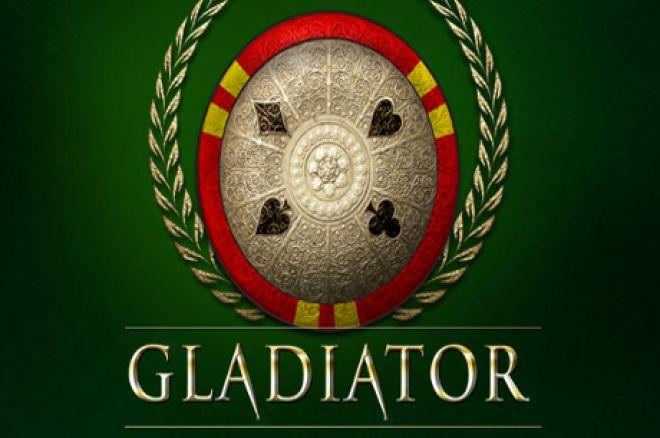 PartyPoker nedēļas ziņas: Gladiatora akcija atgriežas, Patriks Antonius u.c. 0001