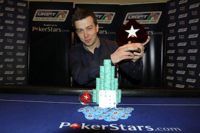 Emmett Mullin (Photo: Mickey May / PokerStars)