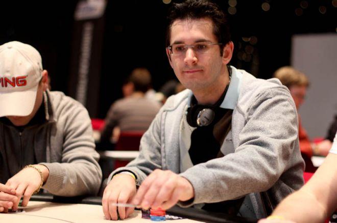 PokerStars.com EPT Kopenhagen: Maikel van Leeuwen vergaart grote stack op dag 1B