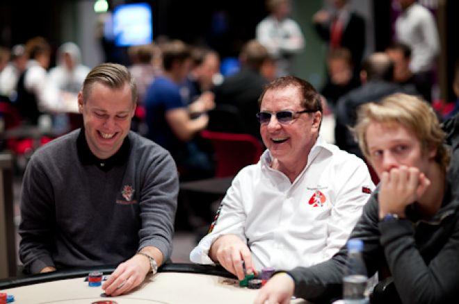 Огляд 3-й день PokerStars.com EPT в Копенгагені: Пьерр Невілл - поточний чіплідер турніру 0001