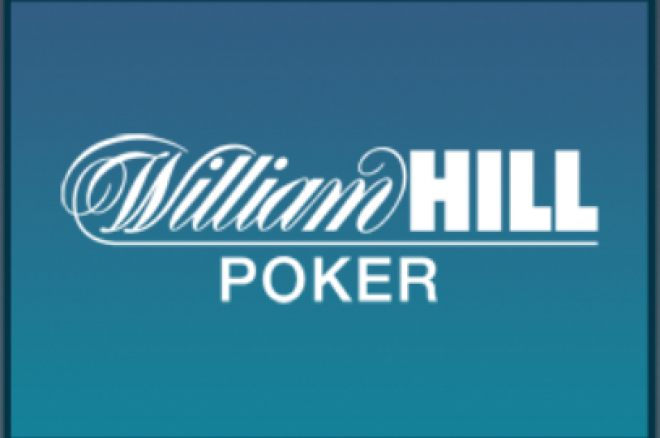 Кращий бонус на  William Hill Poker 0001