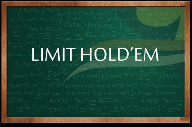 Основна Стратегия за игра на Limit Holdem Poker 0001