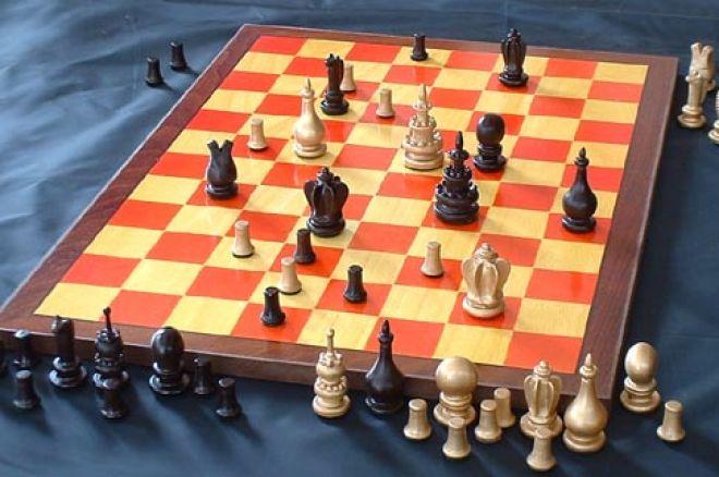 МТТ Стратегия: Игра в средната фаза на турнира 0001