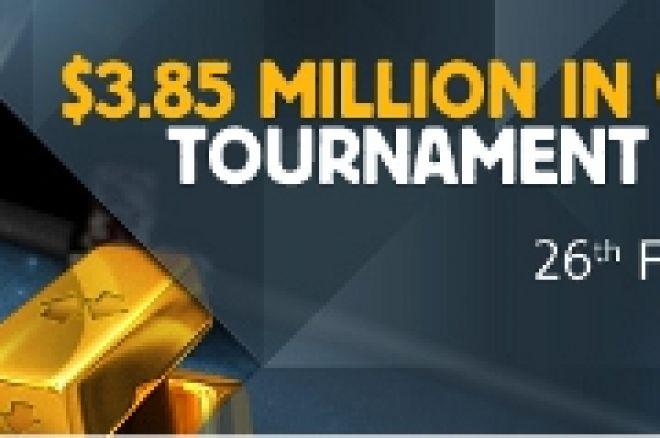 Pacīnies par daļu no $3.85 miljoniem šī gada GSOP sērijā Betfair Poker istabā 0001