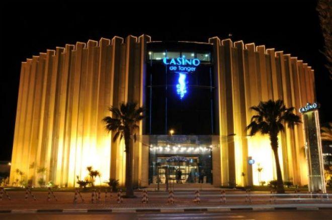Fachada del Casino de Tanger