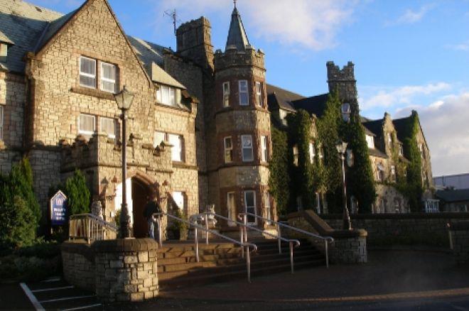 Breaffy House Resort, Castlebar, the venue for the Irish Tour Leg 1