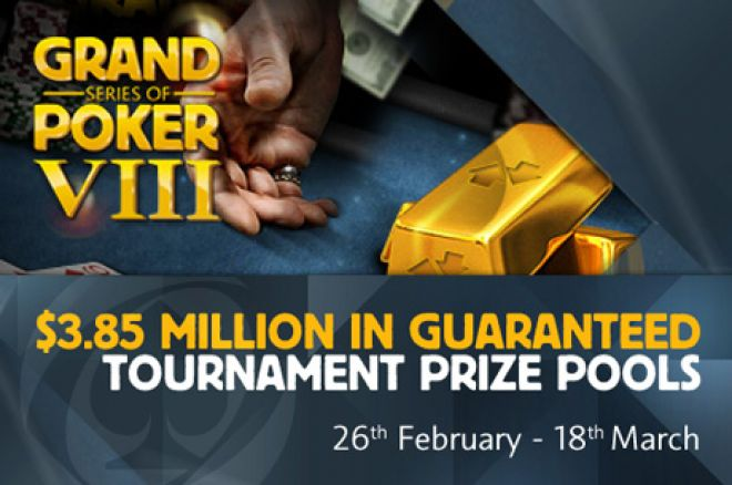 GSOP VIII on Betfair Poker