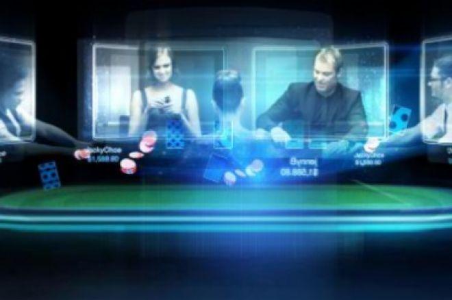 Las mesas Poker Cam de 888 Poker