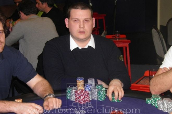 Grant Pireie (Photo: Fox Poker Club)
