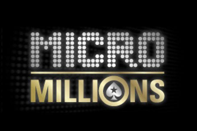 포커스타즈의 새로운 마이크로 밀리언스 토너먼트 시리즈! 0001