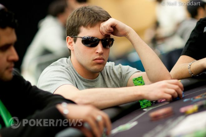 2012 World Poker Tour Bay 101 Shooting Star Day 2: Baumstein Leads; 20 Remain 0001