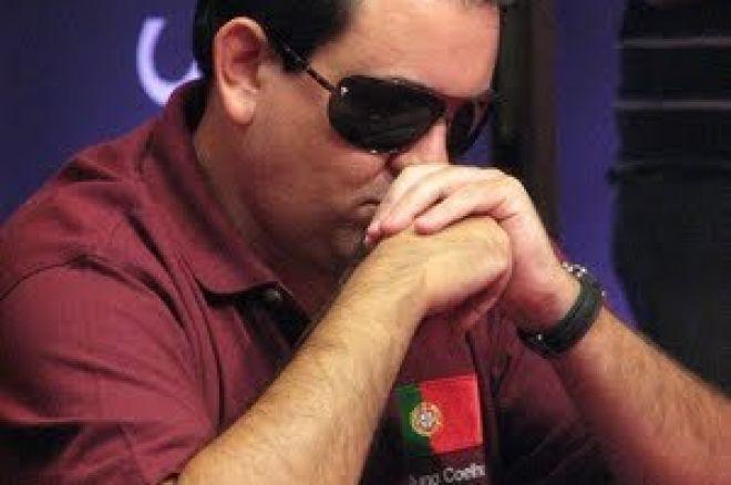 "Tróia Poker Tour Dia 1 - Nuno ""Zumy"" Coelho na Liderança 0001"