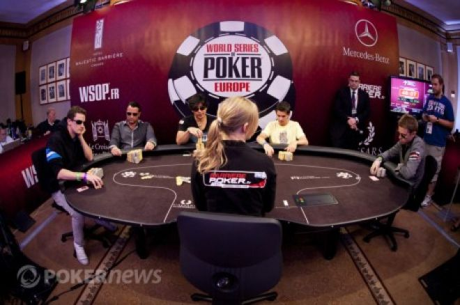 World Series of Poker Europe arrangeres fra d. 29/9 - 4/10 0001