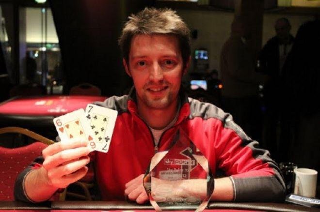 Jamie Rhind (Photo: Sky Poker)