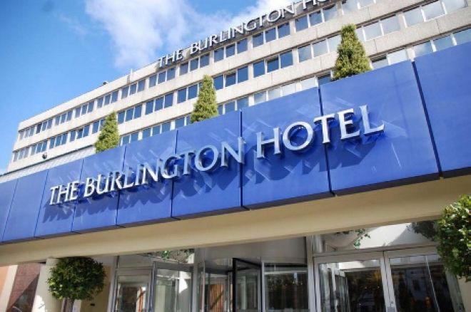 Burlington Hotel, Dublin