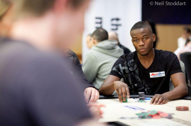 Martins Adeniya (Photo: Neil Stoddart)
