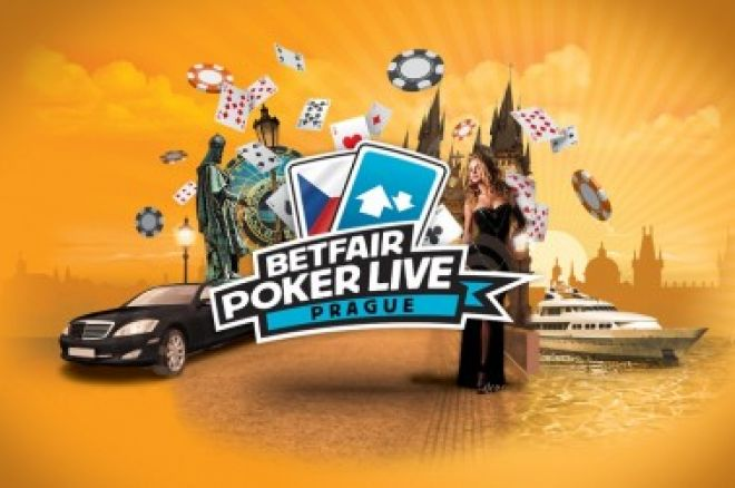 Betfair Poker Live се завръща в Прага през май 0001