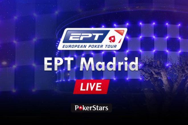 EPT Madrid dag 2: Lodden, Dupvik og Kjerstad er i aksjon 0001